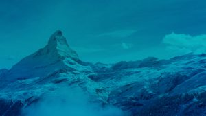 Matterhorn Blue Mountain background