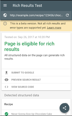 Rich Results Test Tool Gets an Important Update from Google
