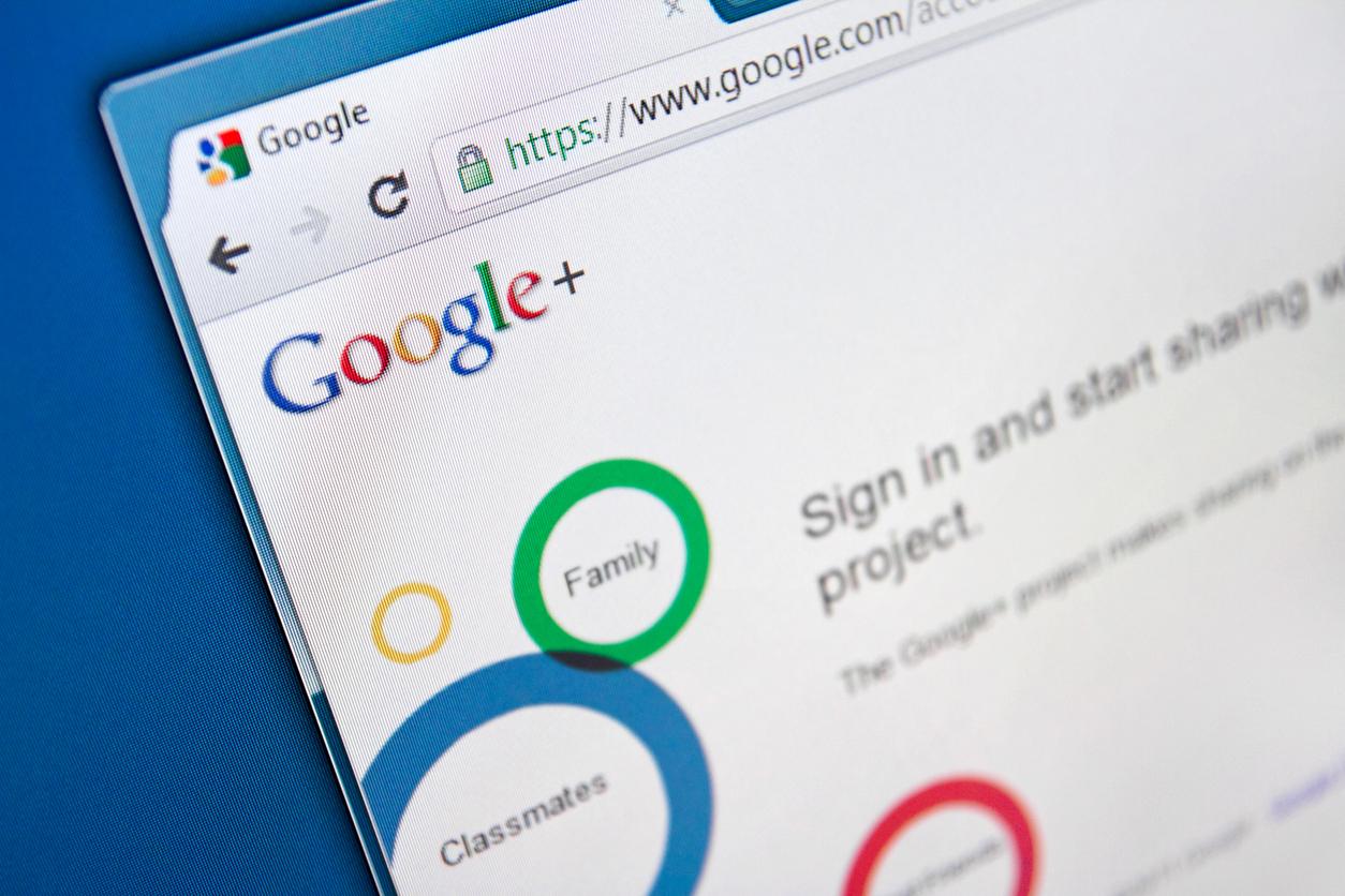 Google+ Closure