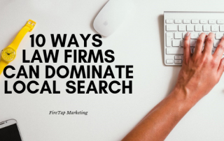 10 Ways Law Firms Can Dominate Local Search (1)