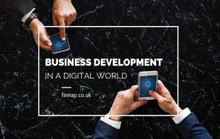 Business development in a digital world