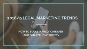 2019 legal marketing trends