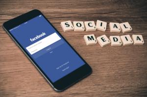Facebook login - social media